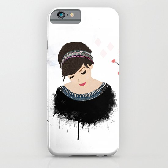 ONE SWEET GIRL iPhone & iPod Case