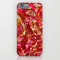 iPhone & iPod Case featuring Red hot day Species by zansky