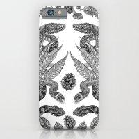 Serpent's Choir iPhone 6 Slim Case