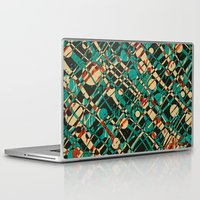 alien Laptop & iPad Skins featuring Alien by Glanoramay