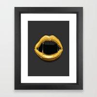 Goldie 3  Framed Art Print