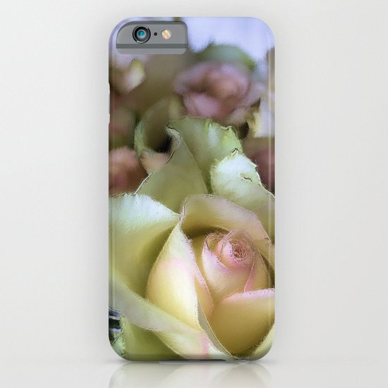 DREAMER (champagne rose) iPhone & iPod Case