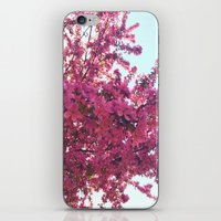 Apple Blossom-2014 iPhone & iPod Skin