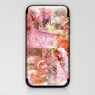 Orlando In The Pink iPhone & iPod Skin