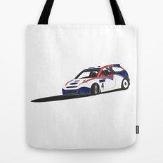 Colin McRae / Focus WRC Tote Bag