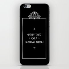 Gatsby Style iPhone & iPod Skin