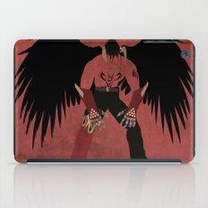 Devil Jin iPad Case
