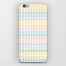 MOUNDS OF HAPPINESS iPhone & iPod Skin