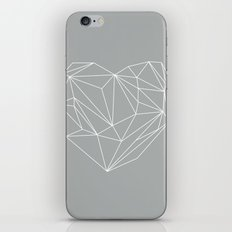 Heart Graphic 6 iPhone & iPod Skin