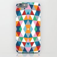 iPhone & iPod Case featuring Geometric #1 by Project M