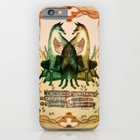 iPhone & iPod Case featuring Something by Cat Ho