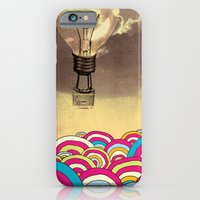 iPhone & iPod Case featuring The Bubble by MAKI