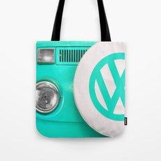 VW Camper Van Tote Bag