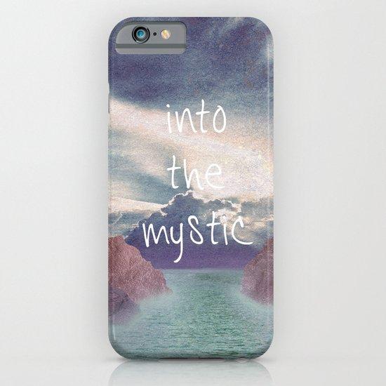 Into the Mystic (ANALOG zine) iPhone & iPod Case
