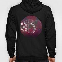 3D Hoody