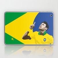 Neymar Brasil 2 Laptop & iPad Skin