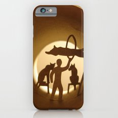 Circus. Lion tamer (Cirque. Dompteur) Slim Case iPhone 6s