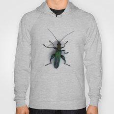 Thick Legged Flower Beetle - Oedemera Nobilis Hoody