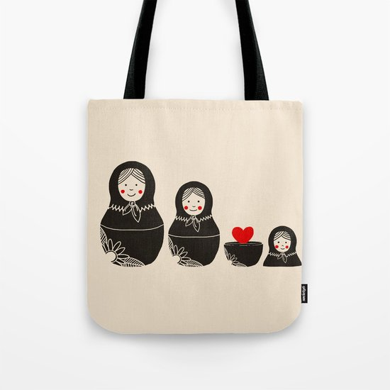 The Same Inside Tote Bag