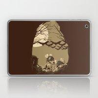 Woodland wars Laptop & iPad Skin