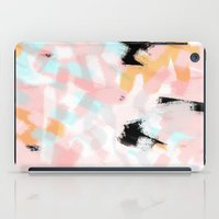 Summer Abstract 3 iPad Case