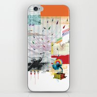 War Antheme iPhone & iPod Skin