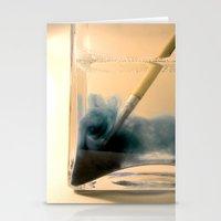 Paint Brush Wash Up Stationery Cards