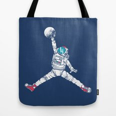 Space dunk Tote Bag