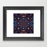 Fly Around Framed Art Print