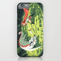 iPhone & iPod Case featuring Duel by Freeminds