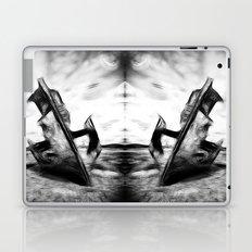 Ghostly Wreck Laptop & iPad Skin