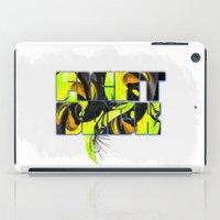 Fight Back iPad Case