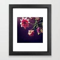 Garden Wild Framed Art Print