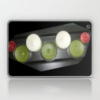 just some candles Laptop & iPad Skin