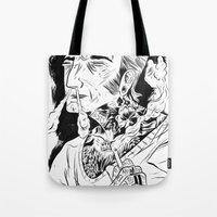 Psychobilly Tote Bag