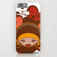 iPhone & iPod Case featuring Bee-J Color by Nymboo