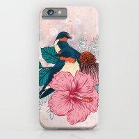 Barn Swallows iPhone 6 Slim Case