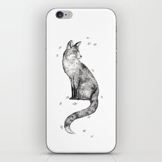 Foa // Graphite iPhone & iPod Skin