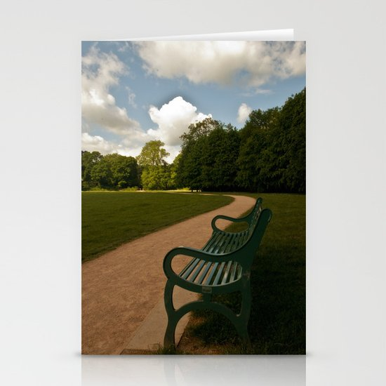 The Bench Stationery Card