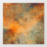 Stone Texture 1A Canvas Print