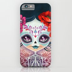 Amelia Calavera - Sugar Skull iPhone 6 Slim Case