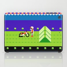 Punctured Bike iPad Case