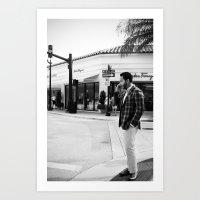 Worth Avenue Art Print