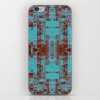 Rusted iPhone & iPod Skin