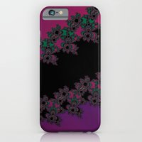 Fractal Layered Lace  iPhone 6 Slim Case