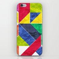 GeoAfricanHeat iPhone & iPod Skin