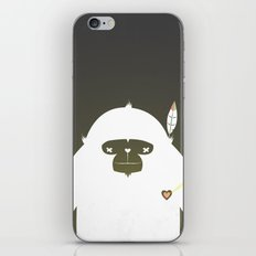 PERFECT SCENT - BIGFOOT 雪人 . EP001 iPhone & iPod Skin