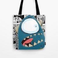 The Horror Of It All BYR… Tote Bag
