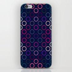 Colorful Circles VIII iPhone & iPod Skin