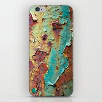 'Rust' iPhone & iPod Skin